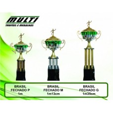 BRASIL FECHADO